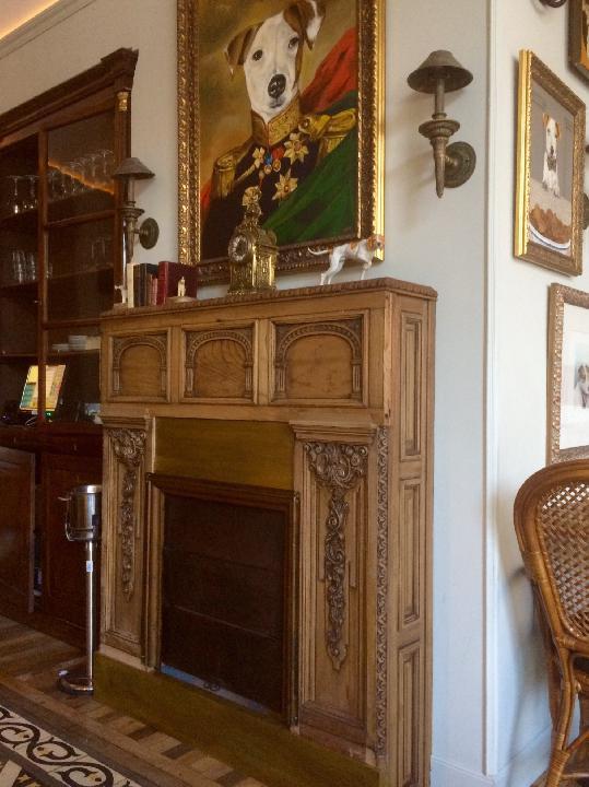 Chimeneas recoupage - Chimeneas de madera decorativas ...